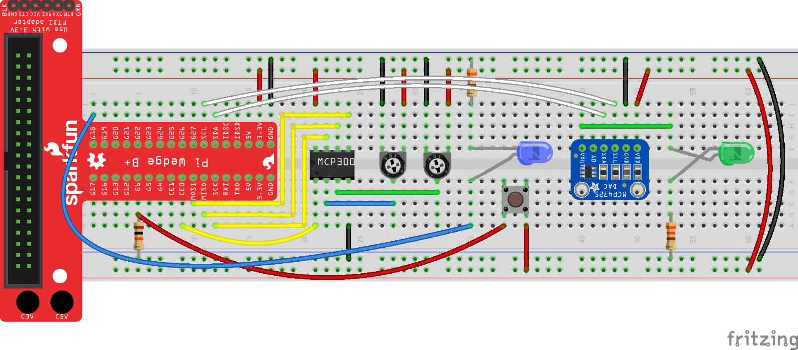 Android Things Analog I O And Pwm Spi Ic Tutorial With The Stable Startstop Oscillator Circuit Diagram Tradeoficcom After This Well Also Have Complete Finished