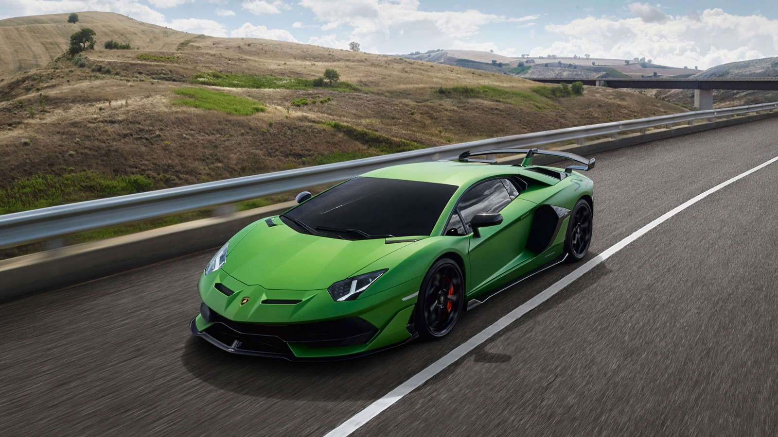 5 Things You Did Not Know About The Lamborghini Aventador Svj