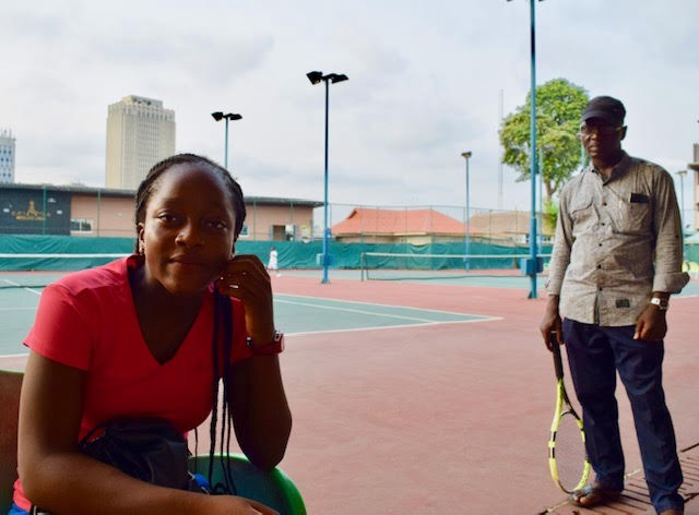 0c54ab6e4e9 Africa s Tennis Dream  Black Africans are Taking Aim at Pro Tennis