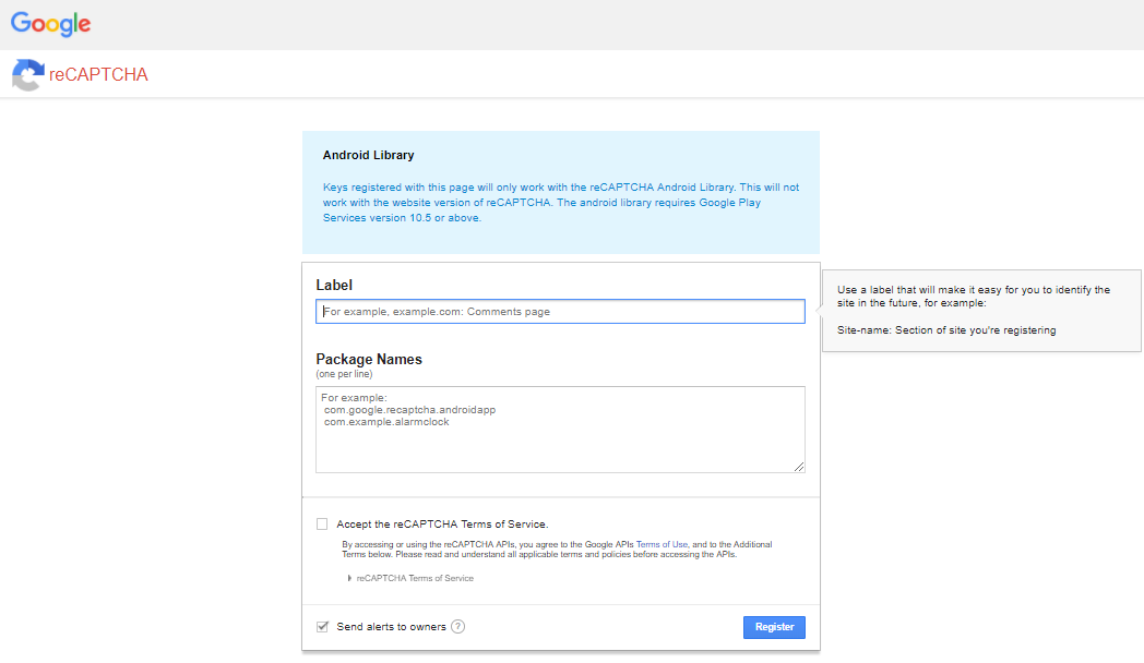 How To Accept Google Play Terms Of Service How to Authorize