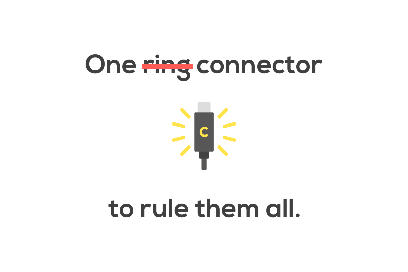 Why Usb Type C Is Bad Design Kevin Medium Thunderbolt Wire Diagram A Connector That Promises To Be The One Can Do Everything Supporting Multiple Standards Along With Poor Communication