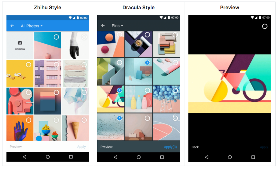 30 New Android Libraries released in the Spring of 2017