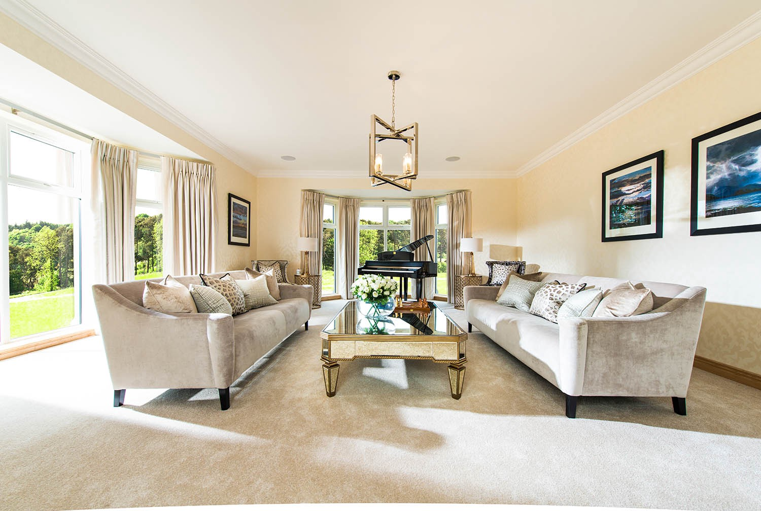 Tips For Buying Luxury Show Homes