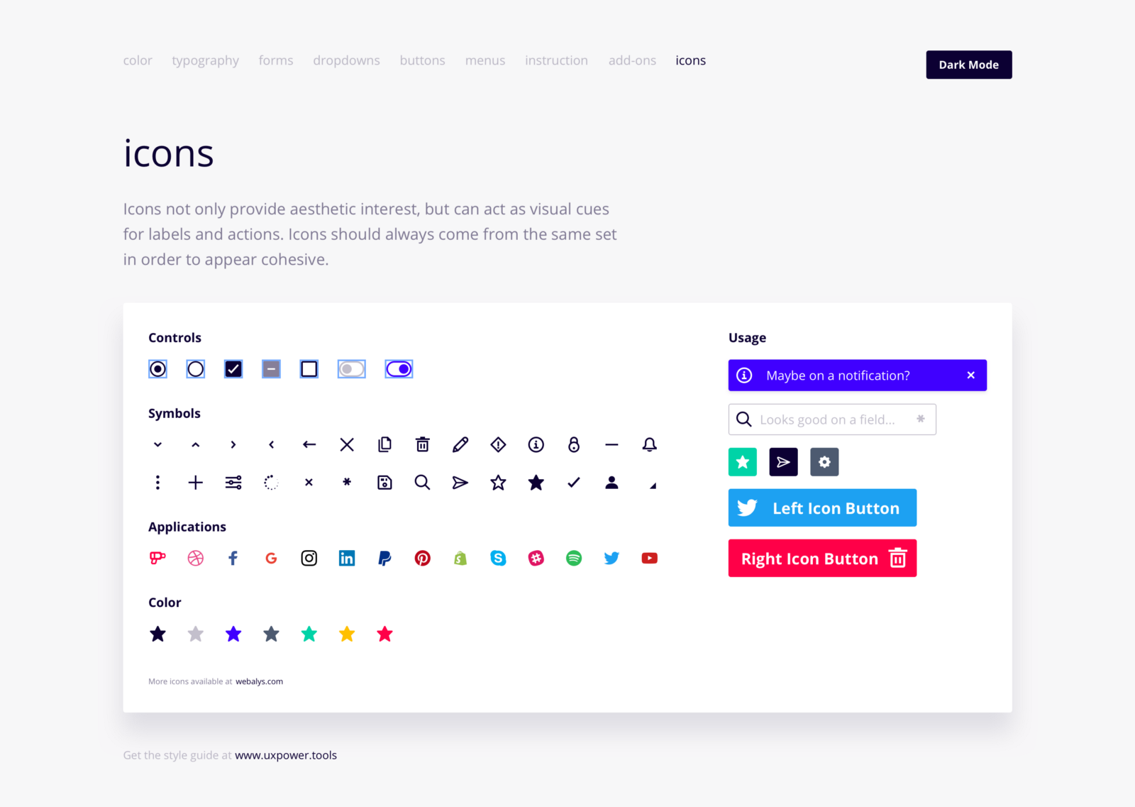 The Most Efficient Way To Use Icons If Youre A Designer Or Developer