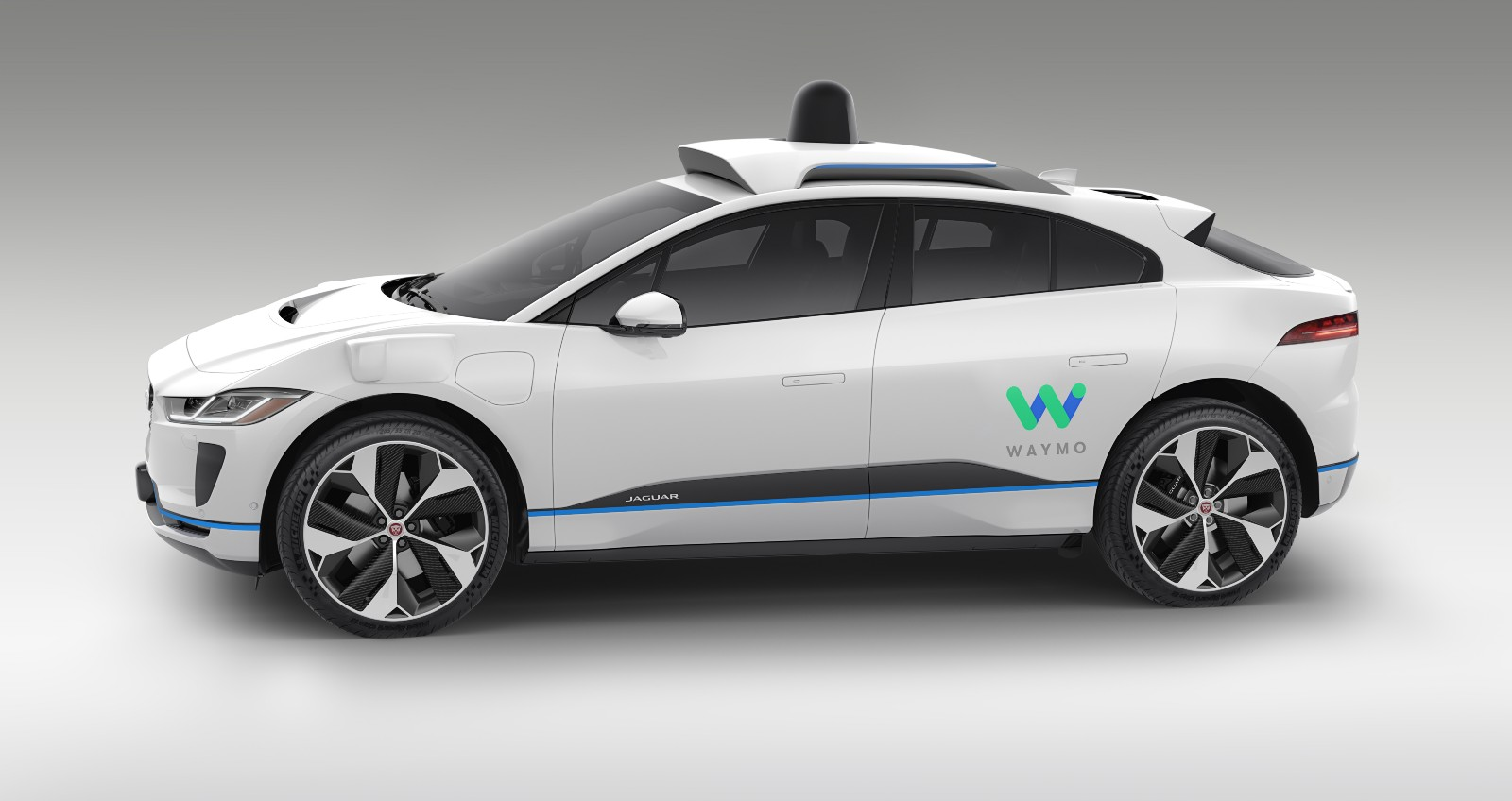 Jaguars to power Waymo's robotic ride-hailing service