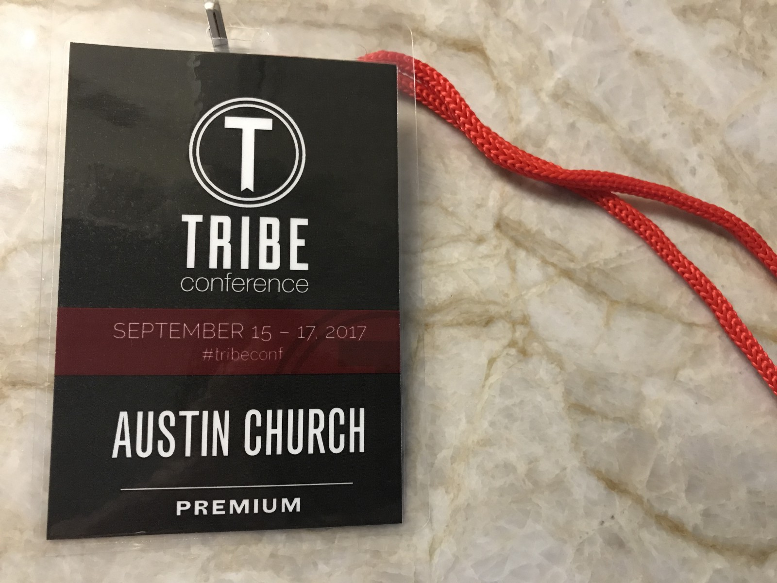 Tribe Conference 2017