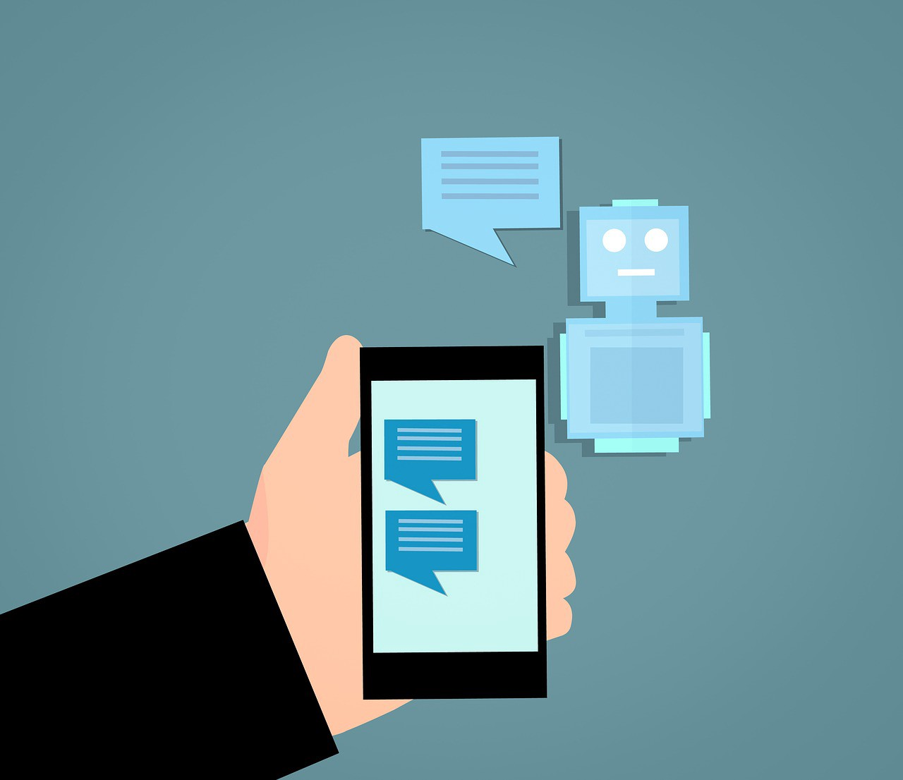 Chatbots and their benefits for user experience