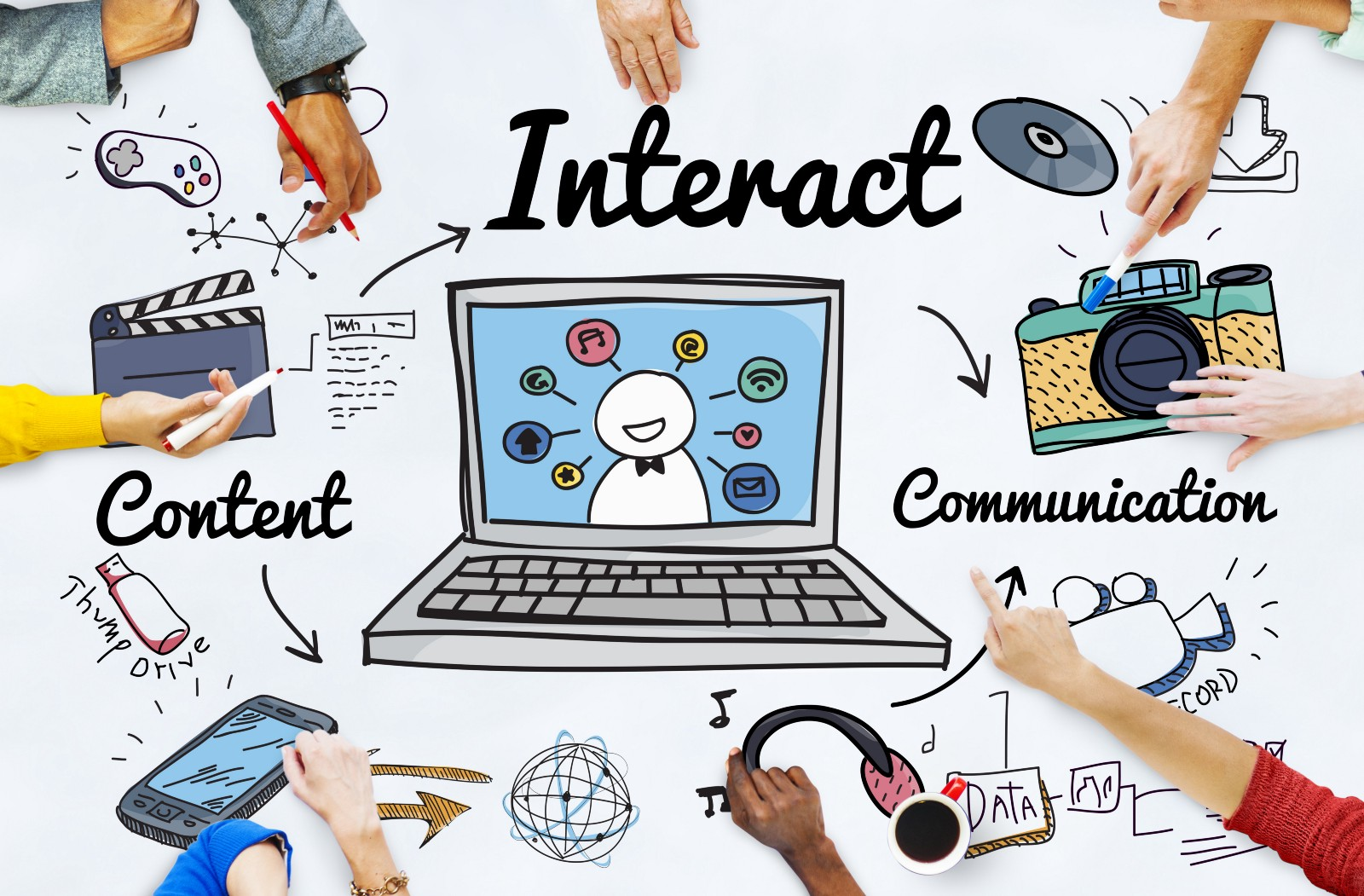"""The Notion of Interaction: """"We need to rethink it ..."""