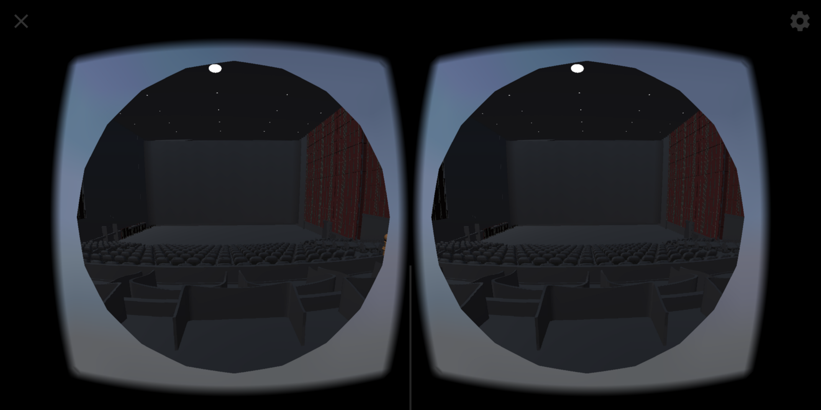 Learn about professional VR Cameras… through a VR app?