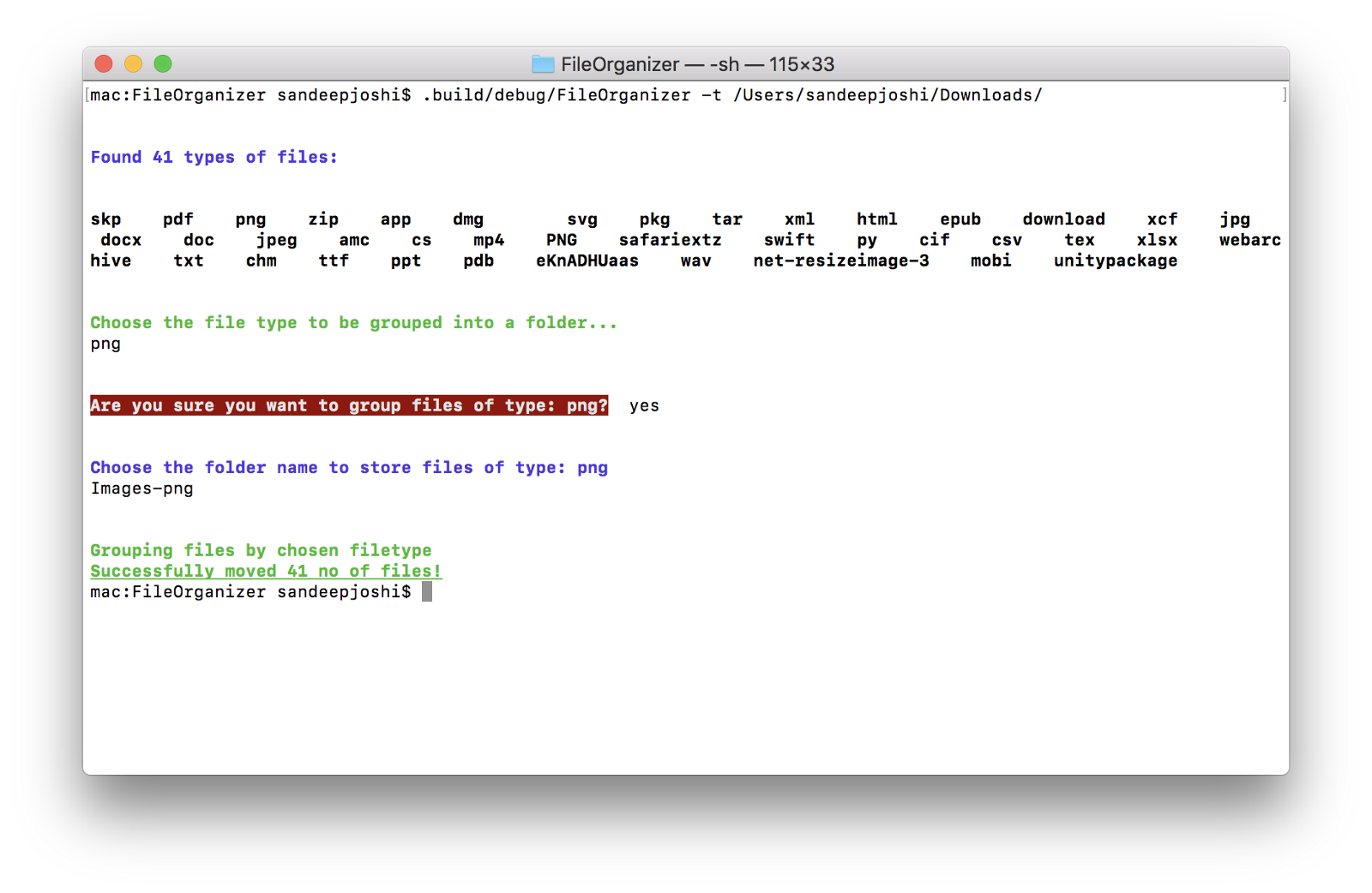 Lets Build A Command Line App In Swift Quick Code Medium
