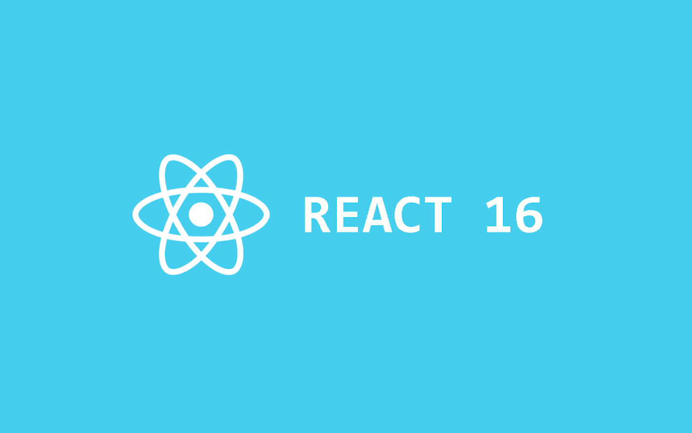 Getting started with React 16