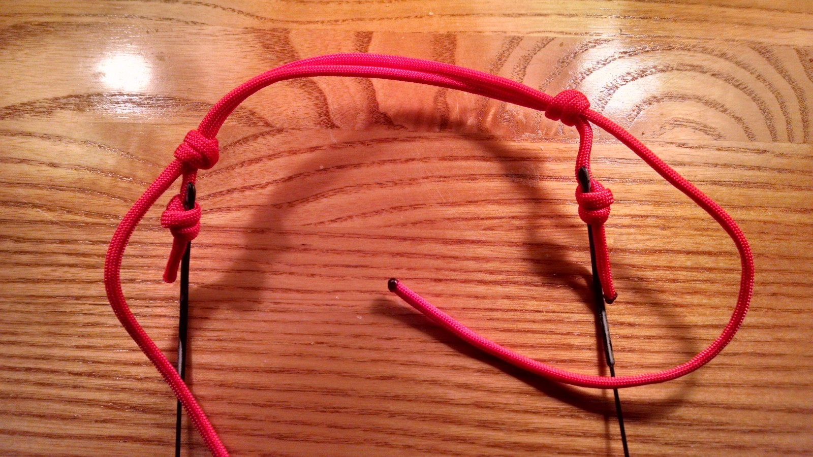 ca633aef94 How to Make a Fully Adjustable Eyewear Retainer Using 2-3 feet of ...