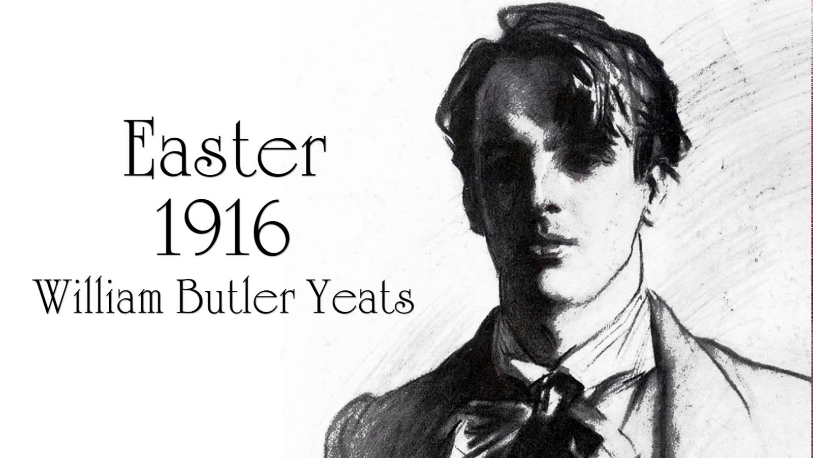 English Literature Essays William Butler Yeats Is One Of The Poets That Lived Through The Great  Social And Geopolitical Changes Of The First World War Christmas Essay In English also Locavores Synthesis Essay Contextualizing Yeats  Literary Analyses  Medium English Essay Internet