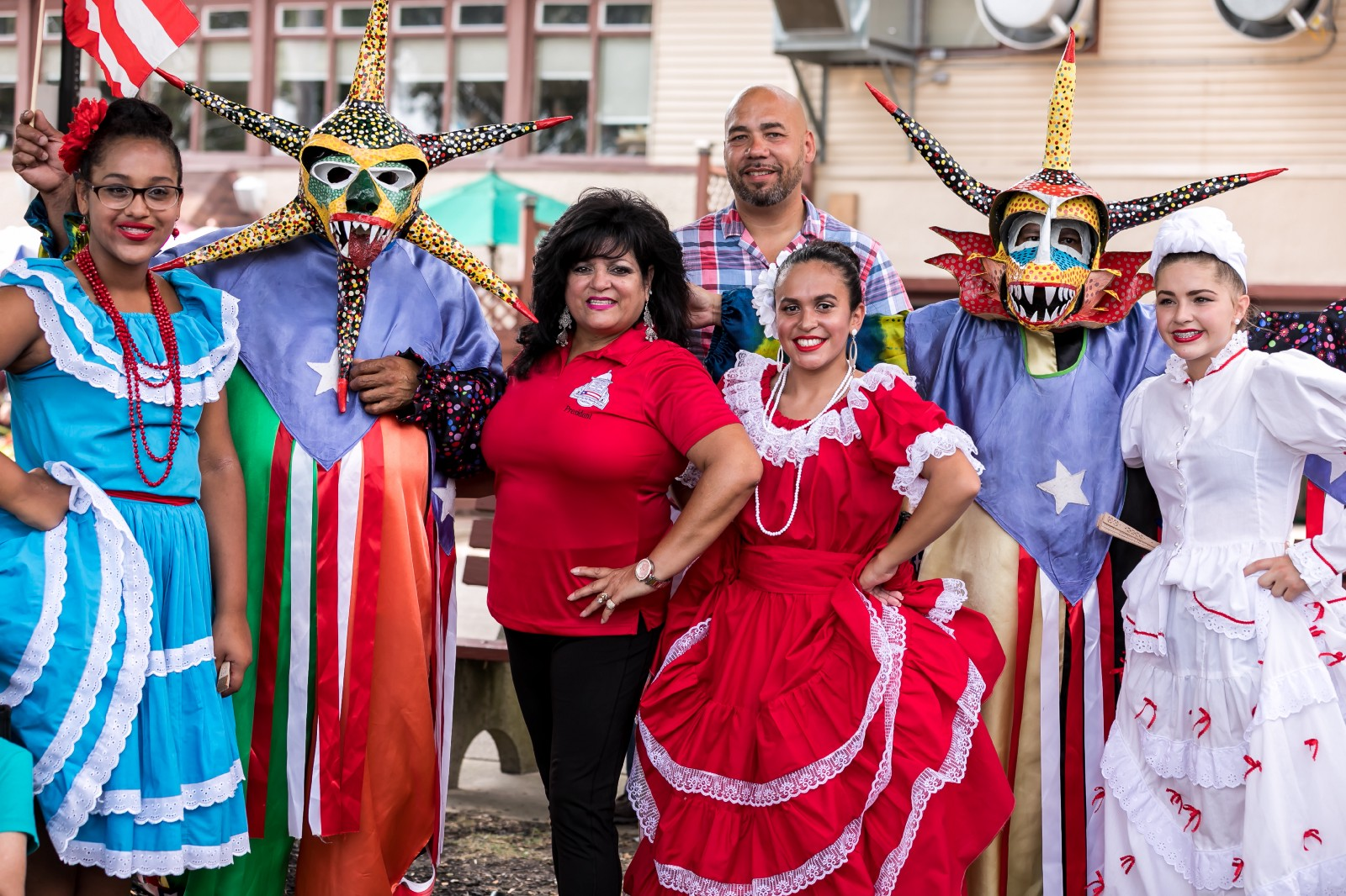On July 22 An Estimated 7000 People Came Together Along The Waterfront To Celebrate Culture And Traditions During Annual Puerto Rican