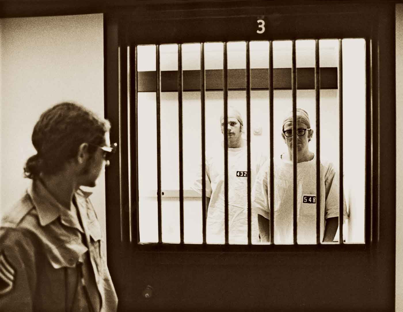 stanford experiment I recently watched the movie adaptation of the stanford prison experiment like most reviewers, i found it harrowing but as a psychologist, i also found it revealing with my eyes glued to.