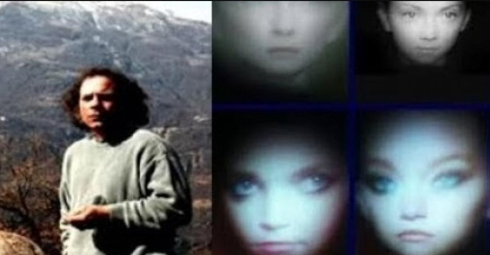 """Abducted Italian man has photos of Aliens from planet """"Clarion"""""""