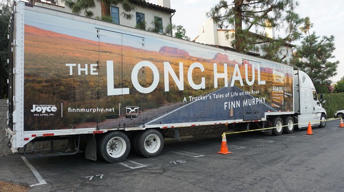 Long Haul Trucking >> 'The Long Haul' by Finn Murphy – Daniel Suarez – Medium