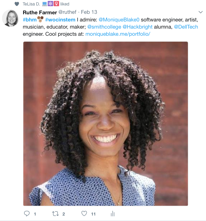 February Is Too Short To Highlight All The Black Women In Stem I Admire