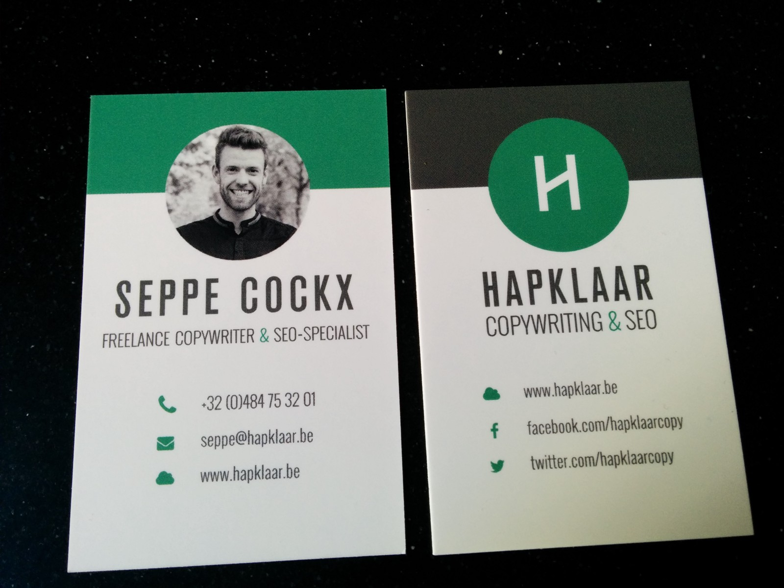 How to turn your business card into a business-generating card ...