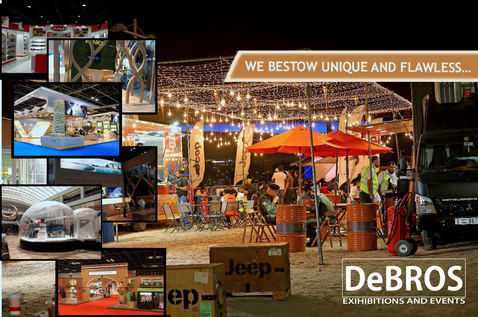 Exhibition Stand Planner : Debros exhibitions events dubai exhibitions planners