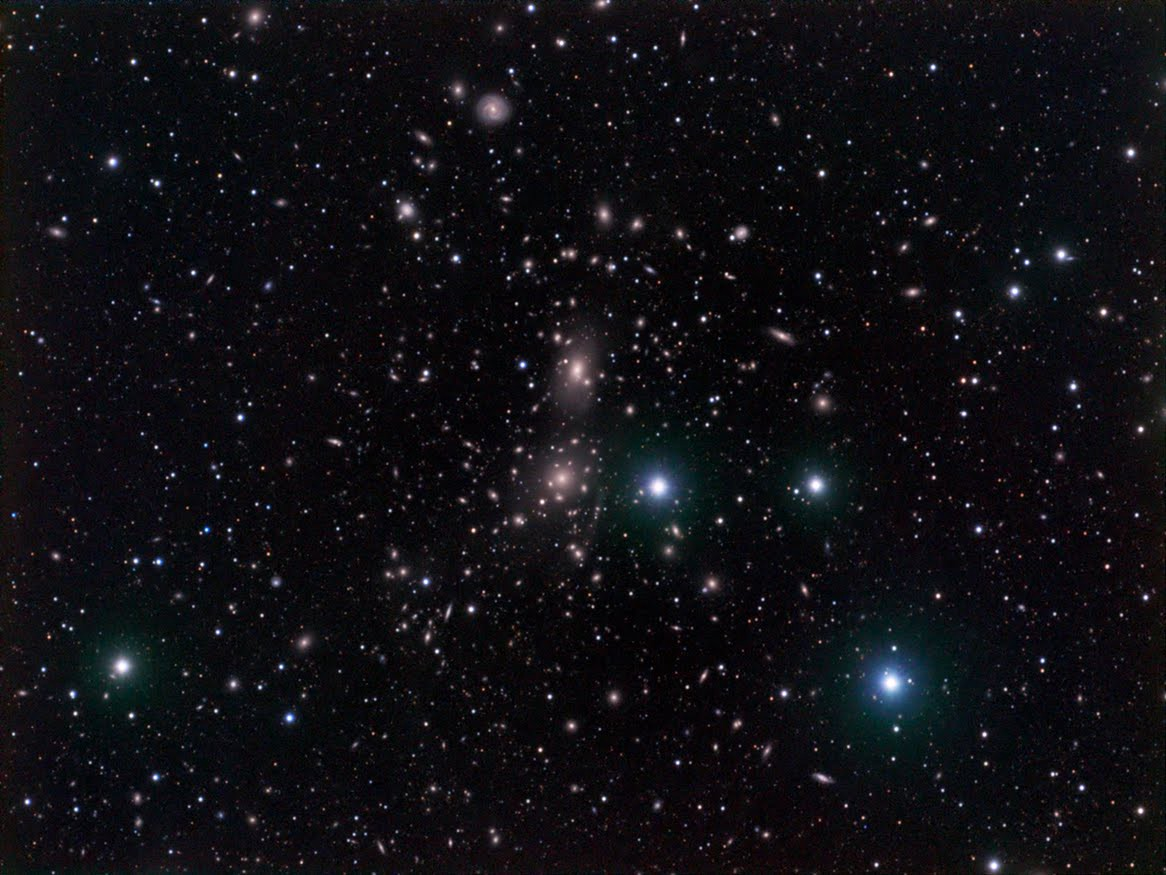 coma cluster dark matter - photo #10