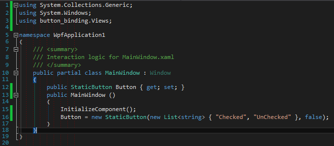 Customising Controls With Wpf Part Ii Templates And Triggers How