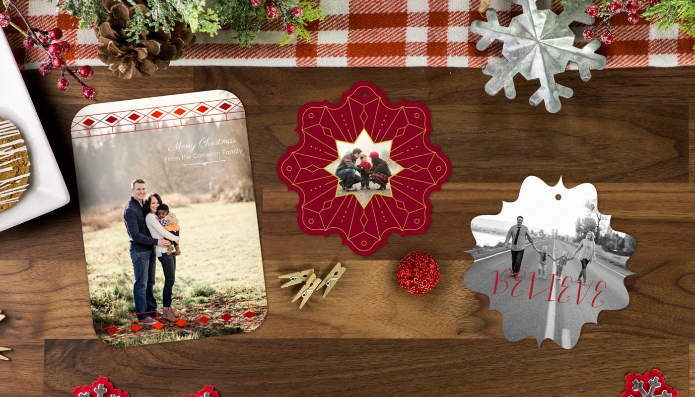 holiday card online free