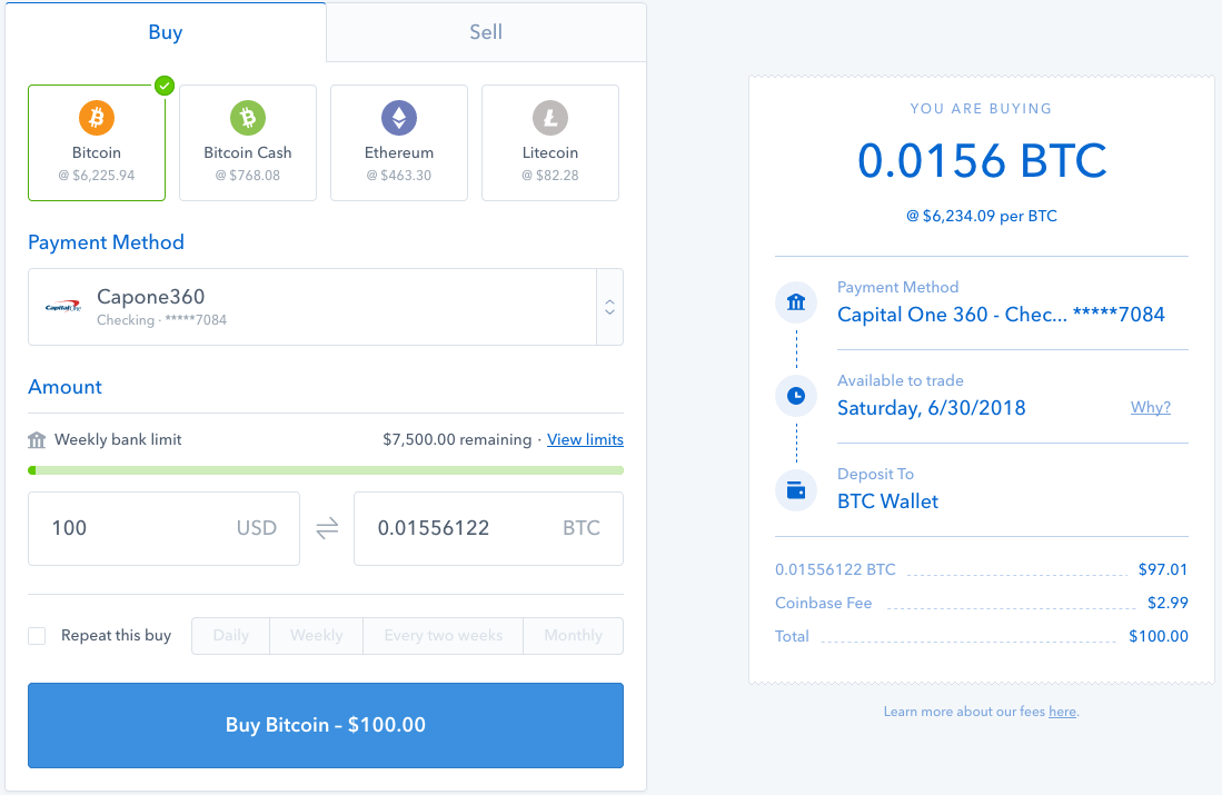 How to withdraw money from bitcoin coinbase
