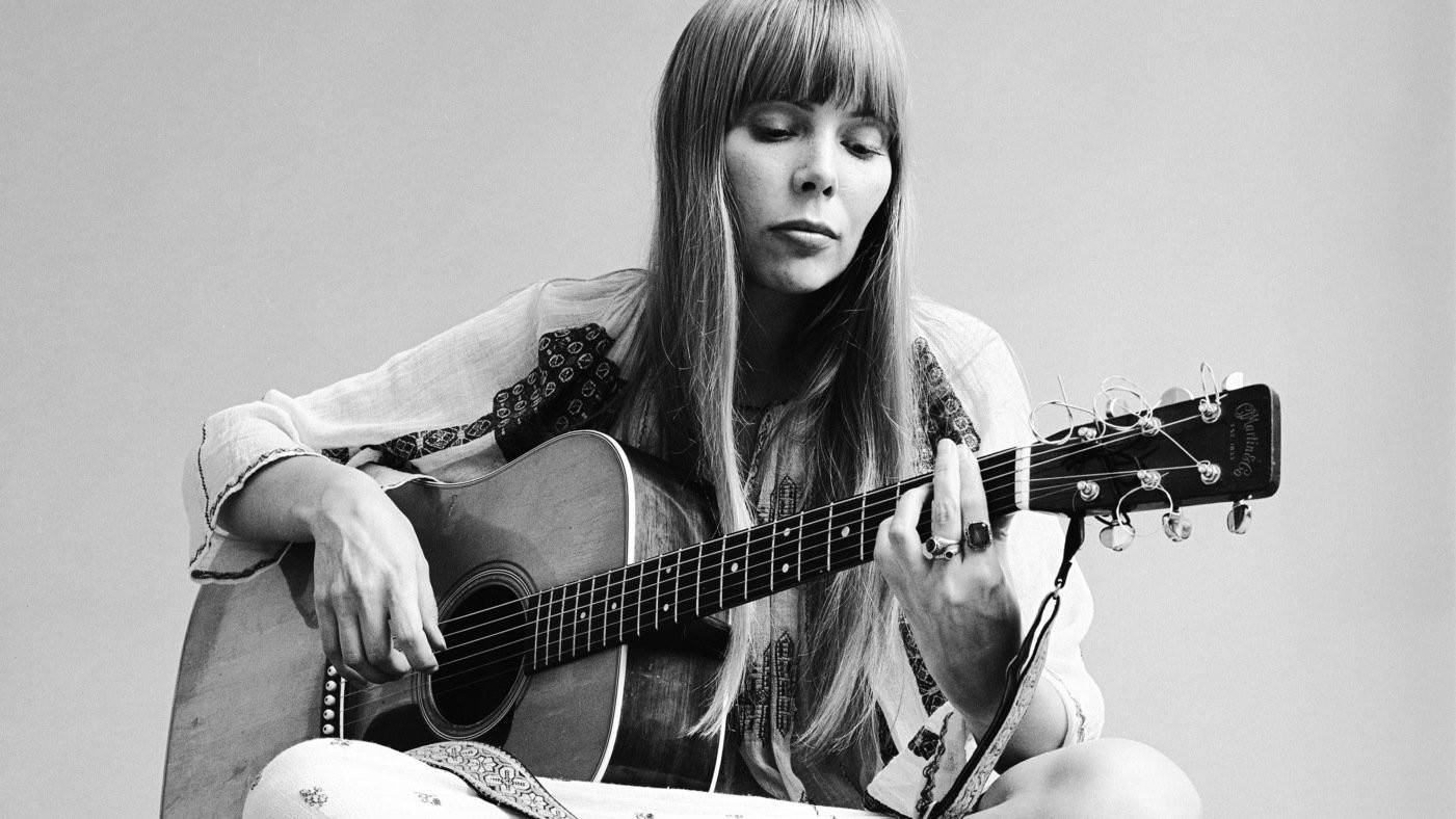 One Of Three Canadian Artists To Appear On Our List Joni Mitchell Is Synonymous With Folk Music Whether Shes Detailing Dreams Venturing Paris Or