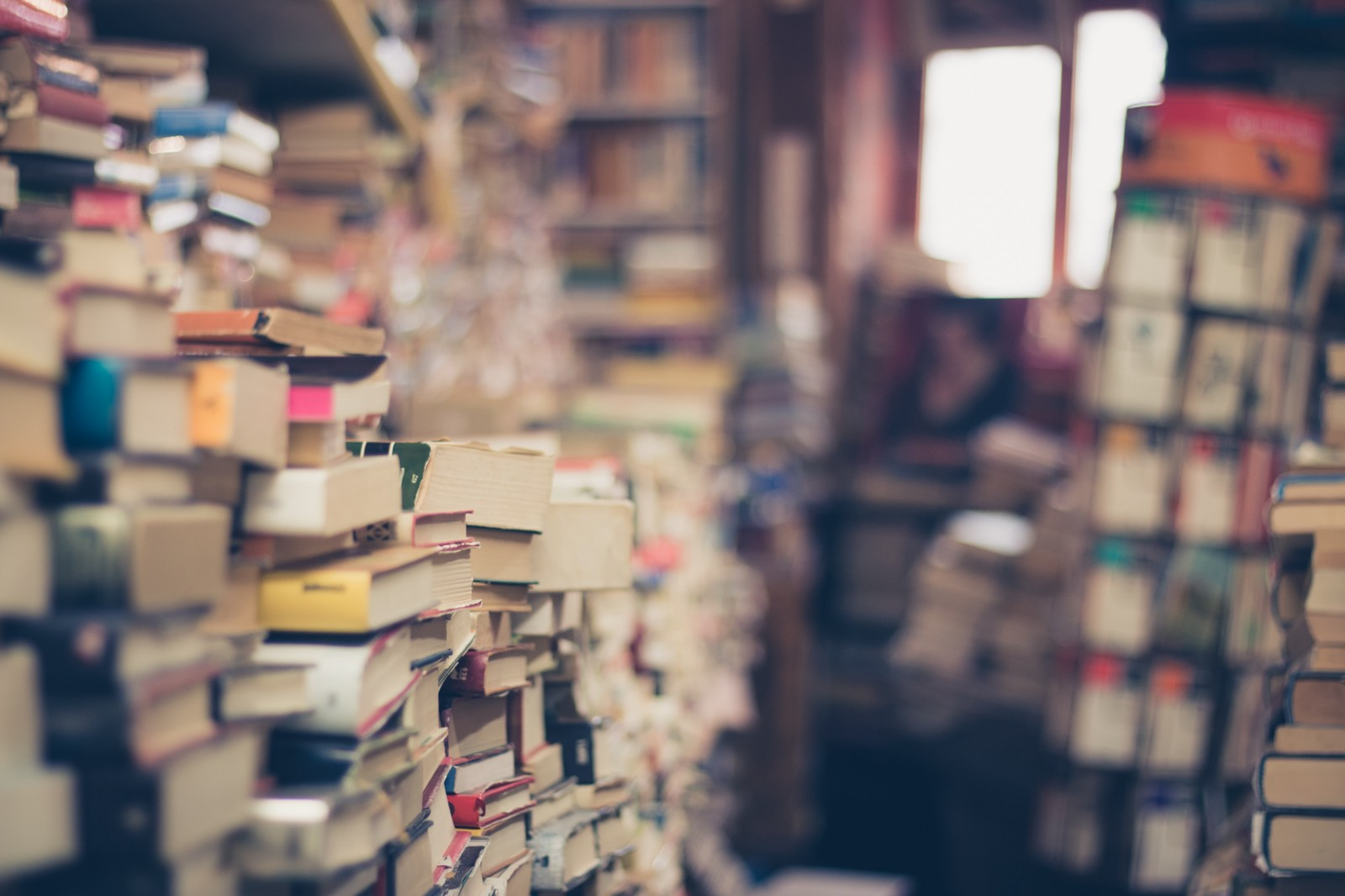 What do books give