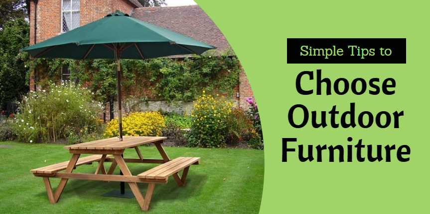 Simple Tips to Choose Outdoor Furniture That Lasts for Years - Magazine cover