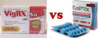 Extenze Pills Vs Vigrx Plus Which Is Best For You