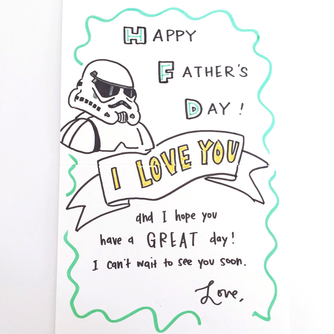 paragraph on fathers day