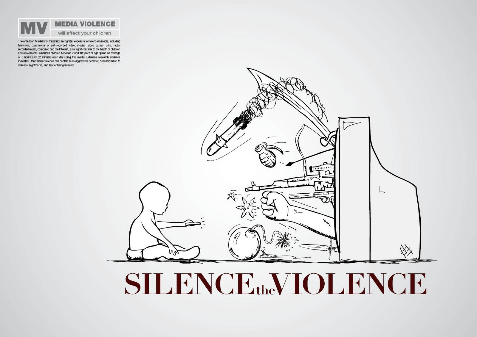 influences on children of mass media Speculation as to the causes of the recent mass  jerabeck jm a longitudinal test of video game violence influences on  reassessing media violence.