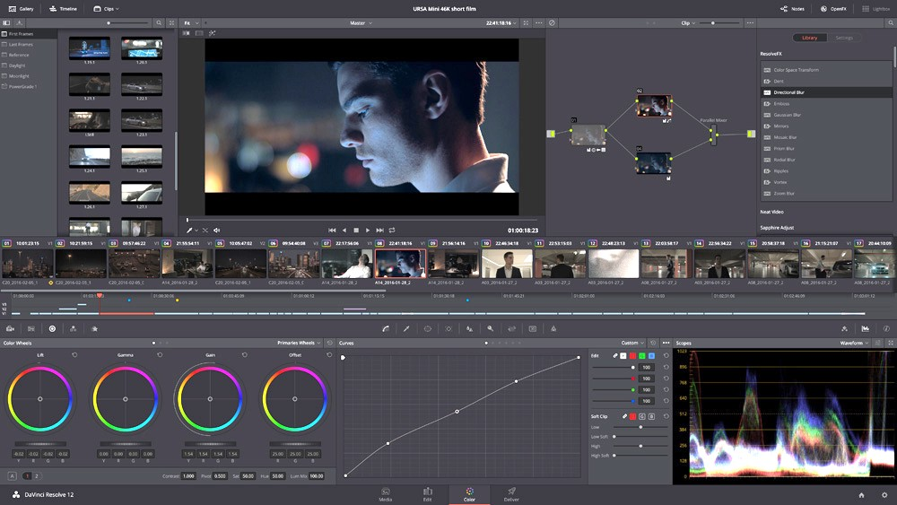 Six of the best free video editing software youtuber magazine when it comes to color correction and grading davinci resolve is a game changer if you tend to be a perfectionist about image quality you wont find ccuart Images