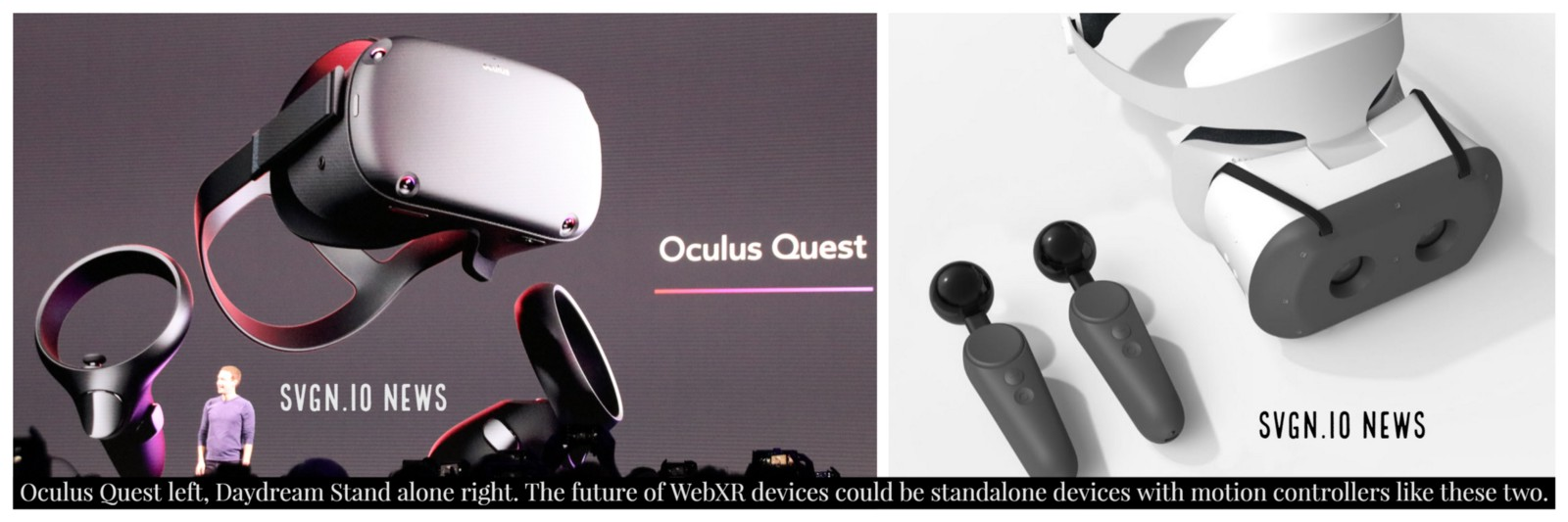 4909b5205e8f At Oculus Connect 5 I spoke to Brandon Jones from Google about the WebXR  spec and standalone VR ...