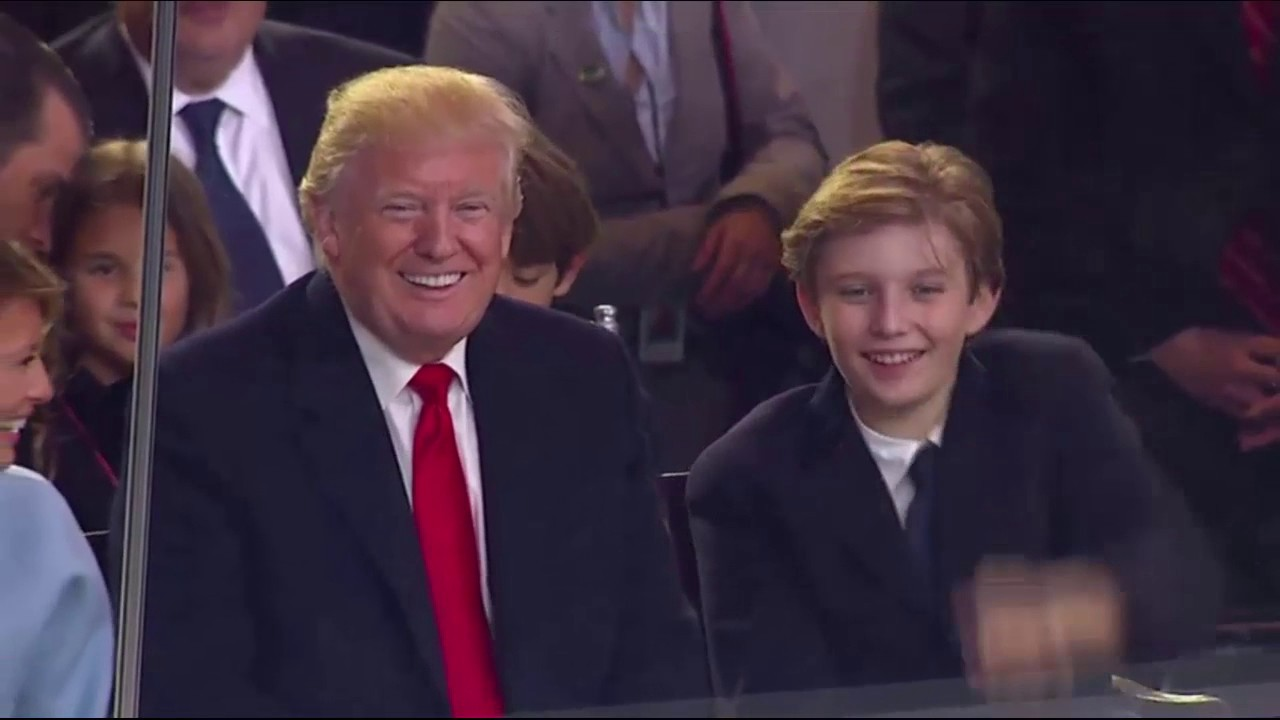 Barron Trump Gets The Last Laugh When His T Shirt Causes An Uproar