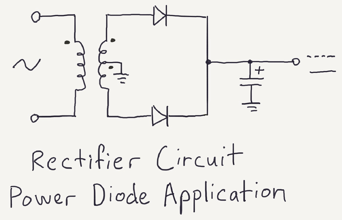 Hello Diodes Tempo Automation Medium Rectifier Regulator Schematic To Really Understand The Power There Is Transformer Deal With Transformers Are A Challenge Because Of Isolation Between