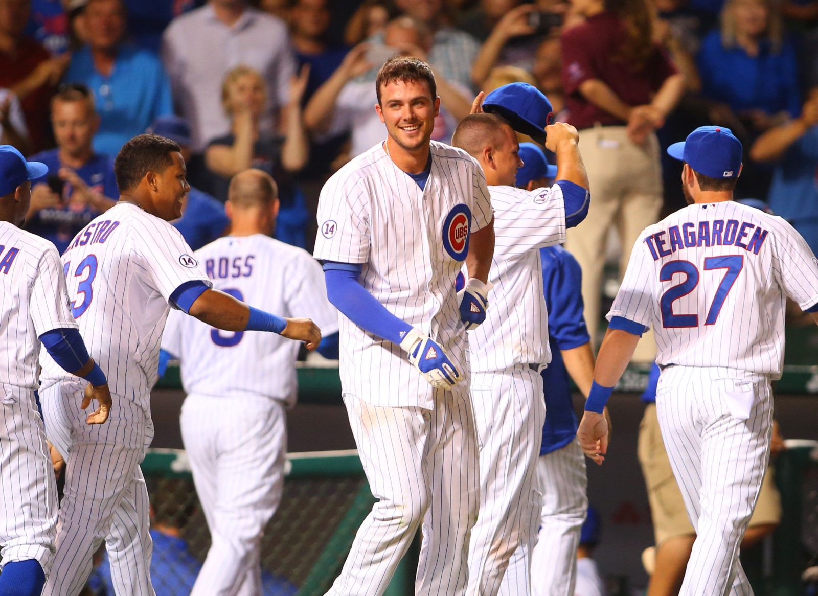 e7cbd3528cf88a Five reasons why 2015 was the funnest and most exciting Chicago Cubs  regular season of this era