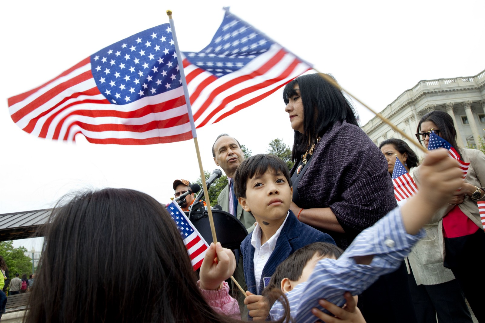 Homeland Security: Program Protecting Young Immigrants May Be Illegal