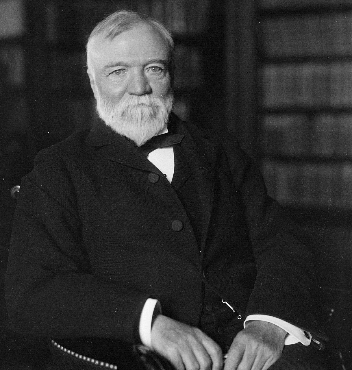 7 Fascinating Facts About The Achievements Of Andrew Carnegie
