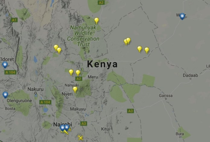 Googles balloon powered high speed internet now in kenya gumiabroncs Choice Image