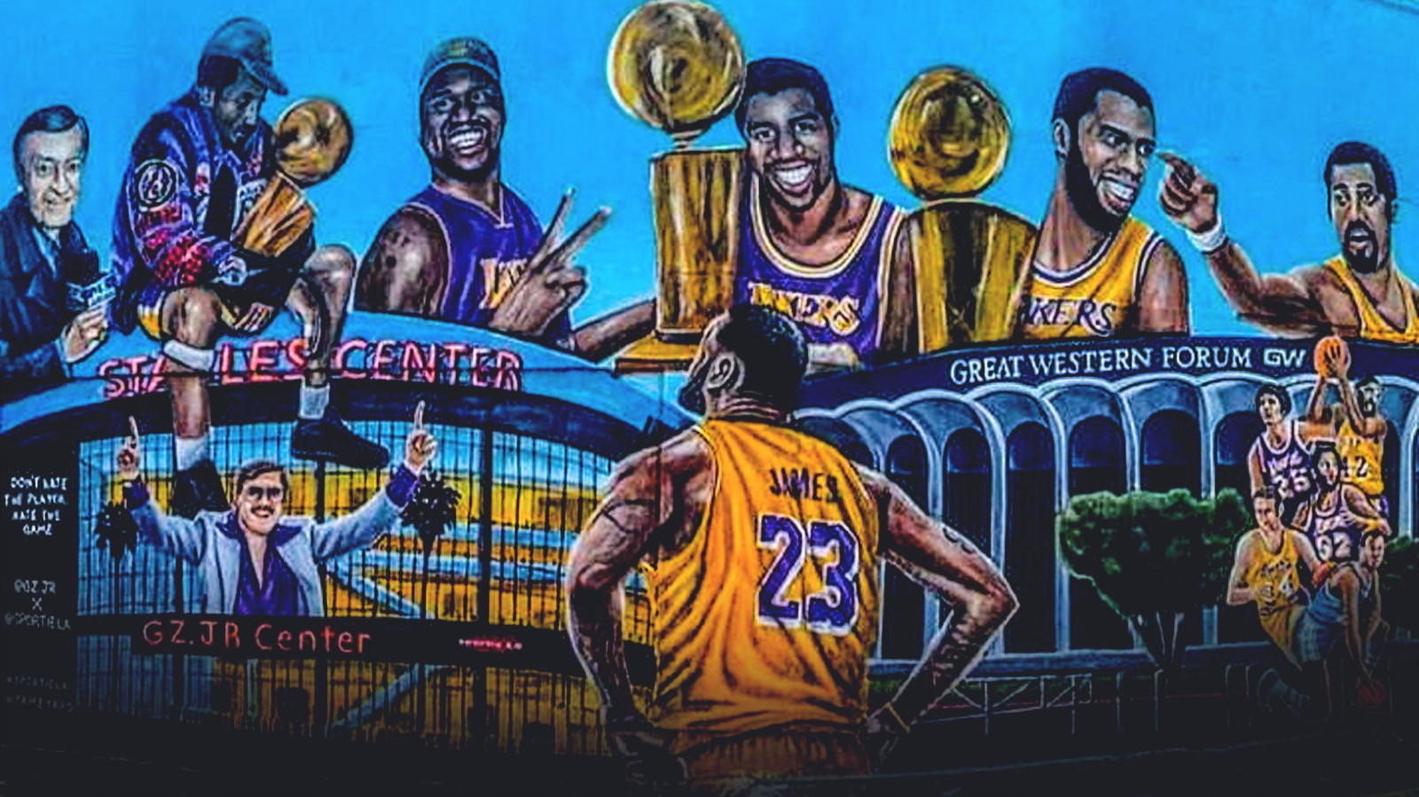 b4923291010 It s Showtime In Los Angeles Again And Magic Is Still Leading The Way