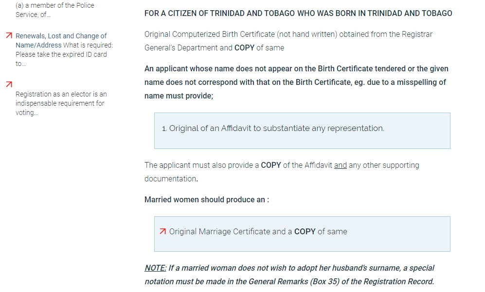 How Youll Get Screwed By The Tt National Id Process