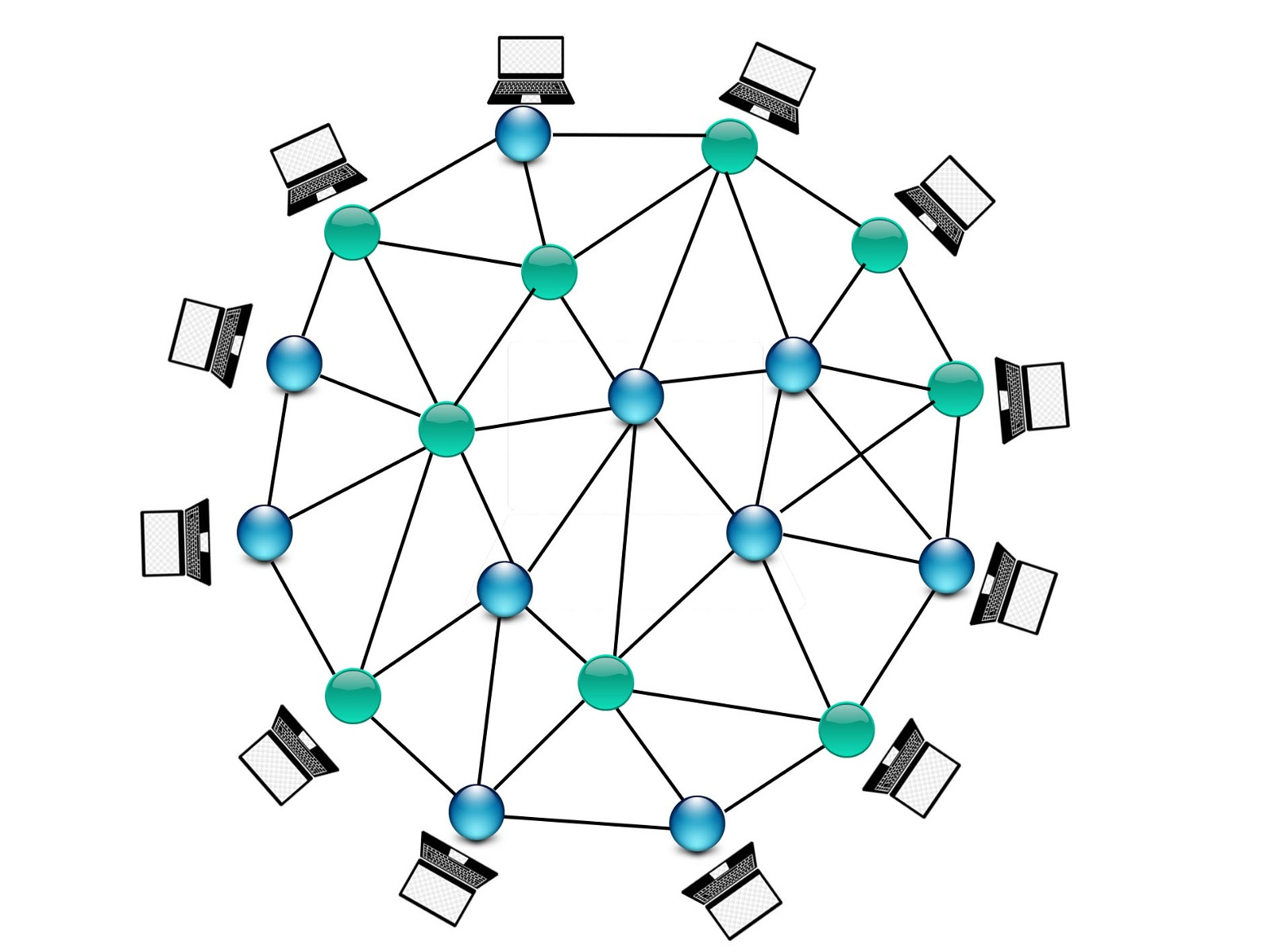 NODES Are Any Computer That Hosts The Blockchain Nodes Will Get A Copy Of Data Stored In When They Join Network