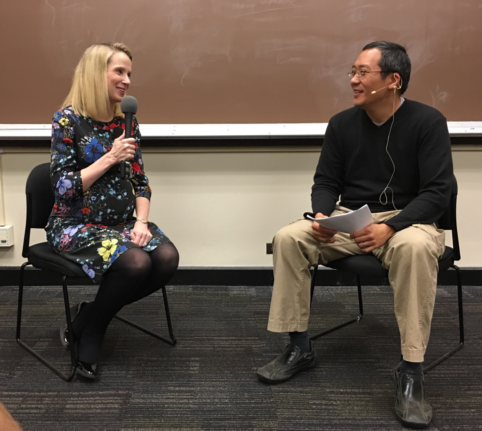 Scaling Google and Yahoo with Marissa Mayer—Class 17 Notes of Stanford University's CS183C