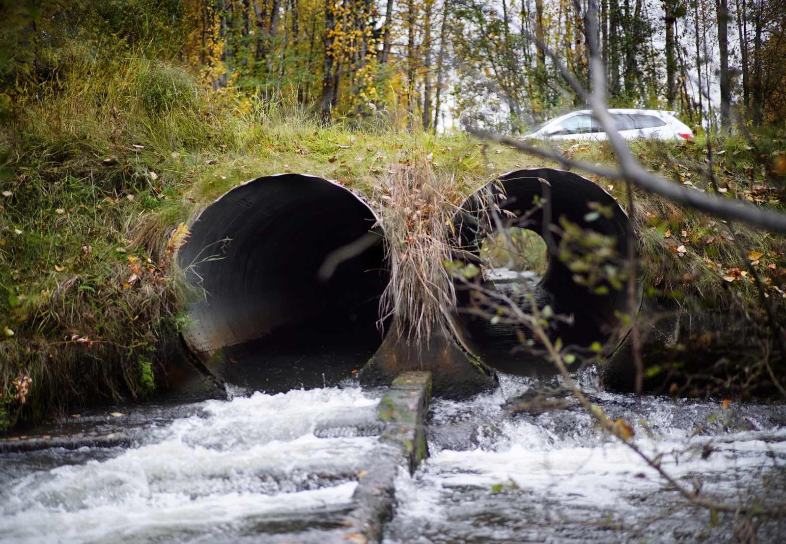 rocky road culvert woes not the ice cream conservation in