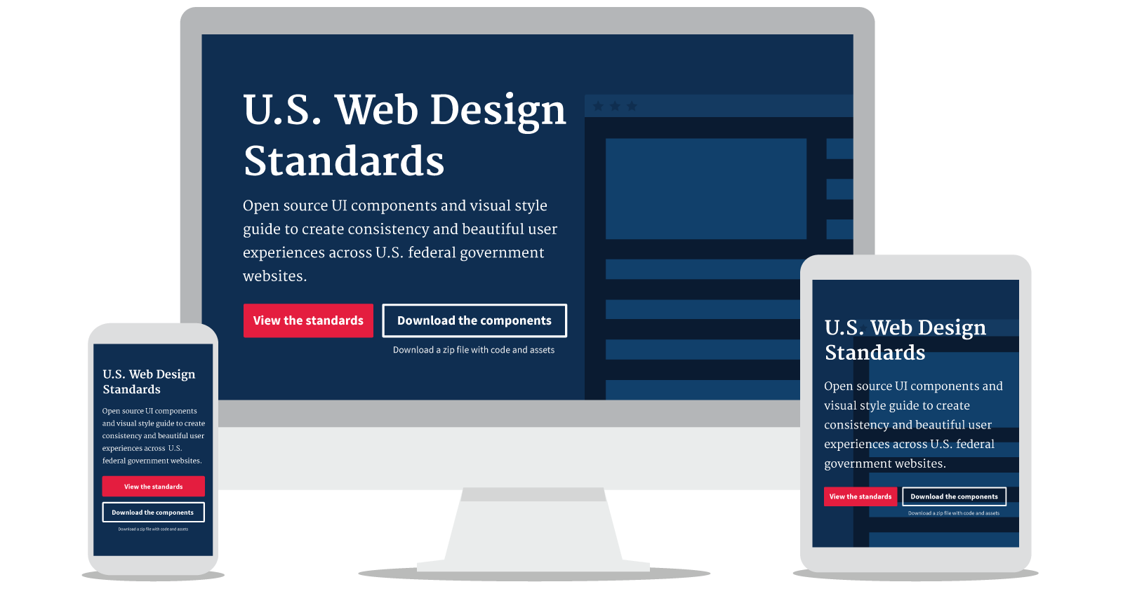 Introducing US Web Design Standards  The US Digital Service - Us zip code website