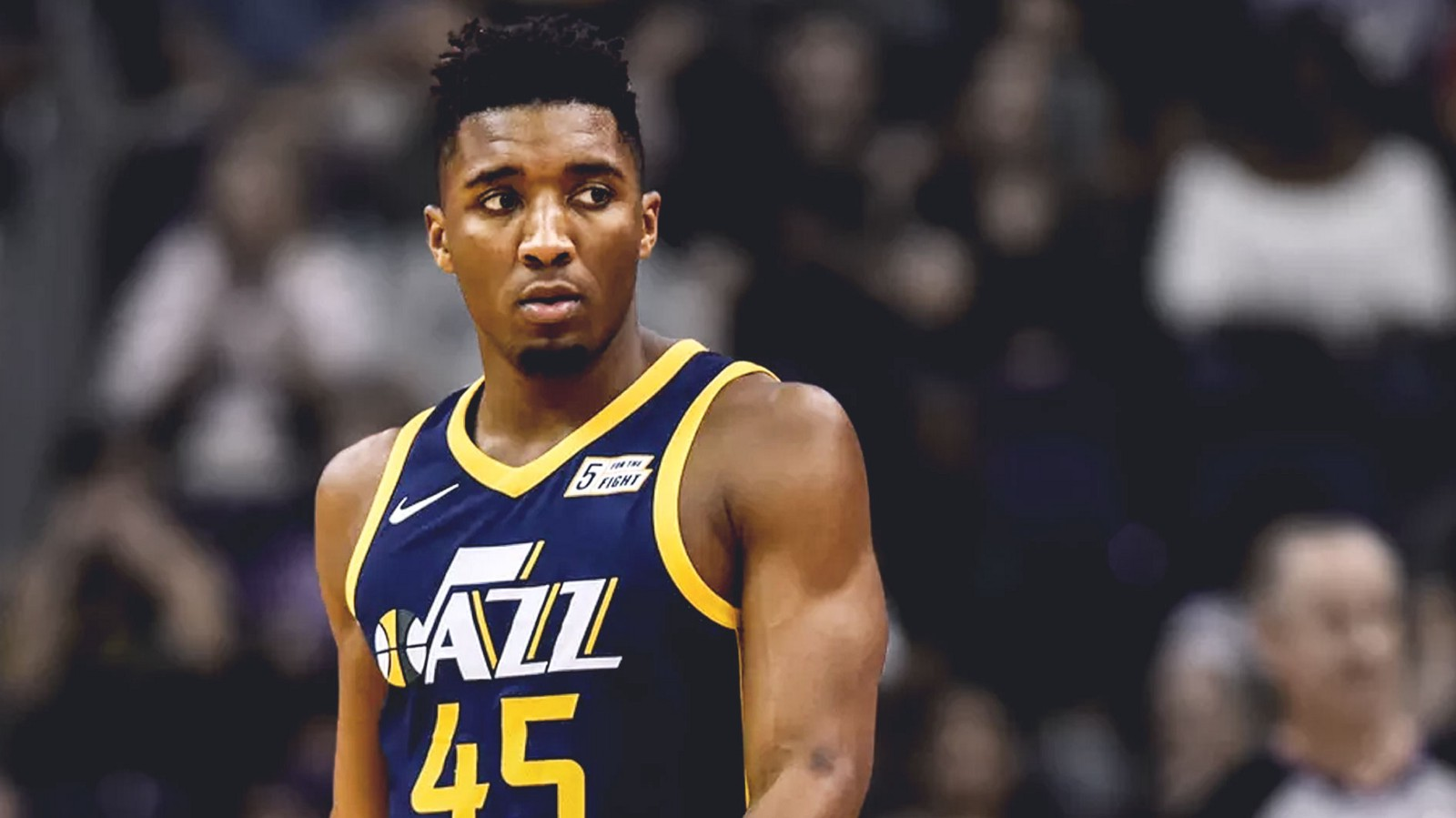 Along came a Spida  Is Donovan Mitchell the next Dwyane Wade  96afd6db4