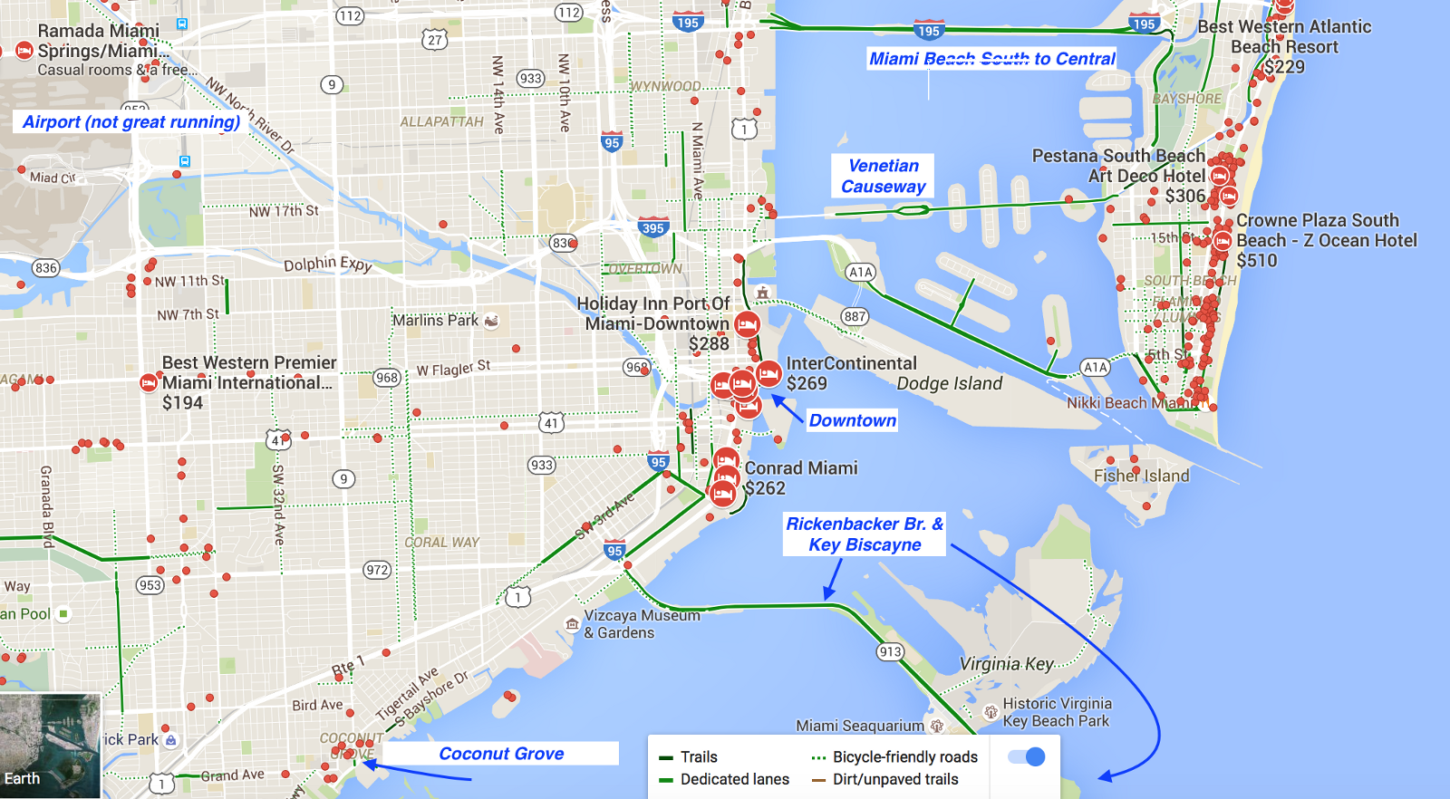 There Are Tons Of Hotels In Miami Particular Cers Downtown And Along Stretches Beach If You At A Hotel